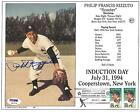 Phil Rizzuto Cards, Rookie Card and Autographed Memorabilia Guide 39