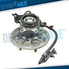 Driver Side Front Wheel Hub Bearing ASSEMBLY w ABS 2WD for Chevy GMC Isuzu