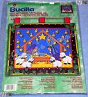 Bucilla THE BRIGHTEST STAR Nativity ADVENT CALENDAR Felt Christmas Kit 84407