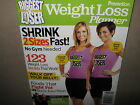 Prevention The BIGGEST LOSER WEIGHT LOSS PLANNER Fitness Plan Diet Recipes Guide