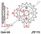 Cagiva Super City 125 91-99 New steel JT front sprocket 13 tooth JTF711.13