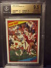 1984 Topps #124 - Dan Marino RC - Instant Replay - BGS 9.5 Gem Mint - Dolphins