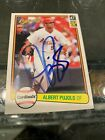 Albert Pujols Baseball Cards, Rookie Card Checklist, Autograph Guide 65