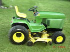 John Deere 400 Garden Tractor 60 Mower Deck NEW Engine