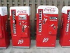 Vendo 81 A Cavalier 72  Coca Cola Coke Machine, 7up Dr. Pepper, RC Cola, soda
