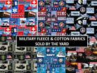 MILITARY FLEECE FABRIC  MILITARY COTTON FABRIC SOLD BY THE YARD BEST ON EBAY