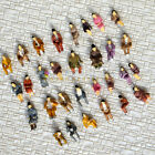 60 pcs HO scale ALL Seated People sitting figures Passengers 30 difr poses B30P