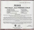 prince  the vault   old friends 4 sale cd limited edition