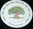 Fifth Avon Anniversary Commemorative Award Plate - The Great Oak - 8