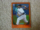 Joel Carreno Toronto Blue Jays Bowman Chrome 2011 Orange refractor RC 19 25