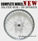 *NEW* HONDA SL125 XL125 K0 - 1976 FRONT WHEEL RIM + HUB + CADIUM SPOKE [F11S]