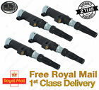 4 PACK RENAULT CLIO,MEGANE,GRAND,SCENIC IGNITION COIL 1.4,1.6,1.8,2.0