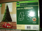 ARTIFICIAL CHRISTMAS TREE JACKSON SPRUCE 694 TIPS FLAME RETARDANT 6.5 FT TALL
