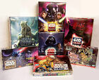 Topps Star Wars Galaxy Hobby Box Series 1 2 3 4 5 6 7 Cards Sketch Sketchagraph