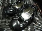 Carters Infant Baby Girl BLACK Dress Crib SHOES with Tiny BOWS Size 3