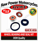 Honda CA 125 Rebel 1995-1996 Wheel Bearing and Seal Kit (8632176)