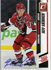 JEFF SKINNER 2010-11 PANINI DONRUSS RATED ROOKIE CERTIFIED AUTOGRAPH# 100