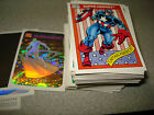 1990 Marvel Universe 1 Set w Holograms Impel COMPLETE BASE CARD SET CARDS 1-162