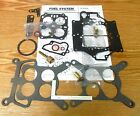 1955 56 61 CHEVY CARBURETOR REBUILD KIT CARTER WCFB 4BBL  USA MADE
