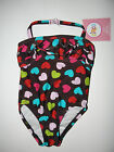 NWT Circo Infant BABY Toddler Girl One Pc BATHING SUIT Size 12M UPF50+UV Protect