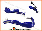 BLUE Universal Metal Hand Guards Handguards Suitable for Yamaha DT 125 R RE X