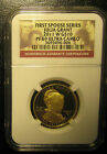 2011 Julia Grant 10 NGC PF 69 First Spouse Proof gold coin
