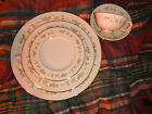 Lenox BROOKDALE 5 piece place setting,dinner/salad/bread/cup/saucer,more availab