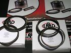 SUZUKI GS650 GS650G GS650 KATANA GZ GTZ PISTON RINGS NEW STD (4)