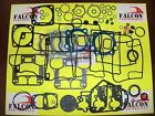 Harley Evo 1340 BIG BORE Full Upper/Top End+Base Gasket Kit w/Teflon Head 84-91