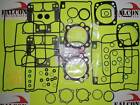 Harley Evo 1340 Big Twin+Bore Top End+Base FULL Gasket Kit w/030 MLS Head 92-99
