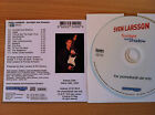SVEN LARSSON ~'Sunlight & Shadow'~Genuine ADVANCE PROMO ONLY CD 2010~ ROCK~NEW