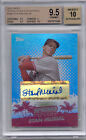 2013 Topps Stan Musial Spring Fever Autograph 22 26 BGS 9.5 Beckett 10 Auto