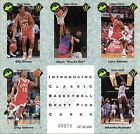 CLASSIC Basketball '91 Draft Pick Cards-PROMOTIONAL- #00978 of 40,000