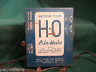 American Flyer Pike Master 32663 HO Scale Transformers for restoration/parts