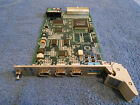 SEDERTA SD CPCI 200 SEDNET COMPACT PCI 3 PORT IEEE 1395 INTERFACE CARD USED