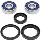 All Balls Front Wheel Bearing Seal Kit for Honda GL500 Silver Wing 81-82