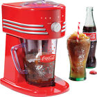 Coca-Cola Series Frozen Slushie Drink Maker, Snow Cone Slurpee Slush Ice Machine
