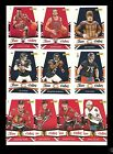 2013 Panini National Convention 10 Card Team Colors Set Pippen Cutler Toews Saad