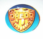 JUDGE DREDD By BALLY ORIGINAL NOS PINBALL MACHINE PLASTIC PROMO COASTER SHIELD