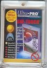 20 ULTRA PRO ONE TOUCH MAGNETIC THICK HOLDERS 180pt UV GOLD MAGNET 82233