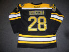 MARK RECCHI BOSTON BRUINS 2011 STANLEY CUP AUTHENTIC SIGNED JERSEY RARE JSA AUTH