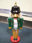 Vintage Green Soldier Nutcracker