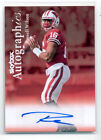 2012 FLEER RETRO FOOTBALL AUTOGRAPHICS RUSSELL WILSON AUTOGRAPH