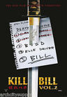 POSTER : MOVIE REPRO: KILL BILL - VOL 2 - SWORD - FREE SHIP'N! #PP30049 RW9 B