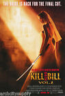 POSTER:MOVIE REPRO: KILL BILL - THE BRIDE IS BACK - FREE SHIP #PP30050 RW9 C
