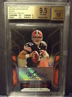 2010 - Topps Unrivaled Black - Colt McCoy RC - BGS 9.5 Gem Mint w 10 Auto #rd