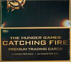 THE HUNGER GAMES CATCHING FIRE Movie Card Wax Box 1 Sealed Box Trading Cards