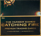 THE HUNGER GAMES CATCHING FIRE Movie 2 Wax Box LOT 2 Sealed Boxes Trading Cards