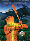 1989 MLB All Star Program Signed By (18) with DiMaggio, Banks - JSA LOA X98429