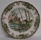 Johnson Brothers FRIENDLY VILLAGE Large Salad Plate Multiple Available  England